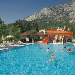Hotel Golden Sun - All Inclusive бассейн