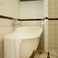 Отель Guldsmeden Aarhus Дания, Орхус - отзывы, цены и фото номеров - забронировать отель Guldsmeden Aarhus онлайн ванная фото 2