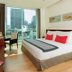 Отель Shama Sukhumvit Бангкок комната для гостей фото 5