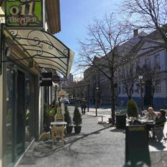 Отель Hostel Theater 011 Сербия, Белград - отзывы, цены и фото номеров - забронировать отель Hostel Theater 011 онлайн фото 4