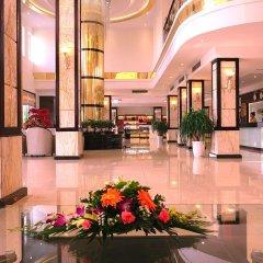 Отель Golden Halong Hotel Вьетнам, Халонг - отзывы, цены и фото номеров - забронировать отель Golden Halong Hotel онлайн интерьер отеля фото 3