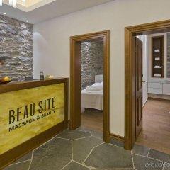 Отель Parkhotel Beau Site Швейцария, Церматт - отзывы, цены и фото номеров - забронировать отель Parkhotel Beau Site онлайн спа