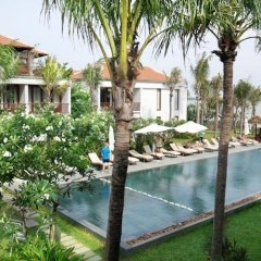 Отель Vinh Hung Emerald Resort Хойан спортивное сооружение