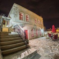 Hezen Cave Hotel Ургуп вид на фасад