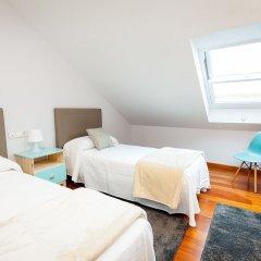 Отель Apartamentos Turisticos Villazoila Испания, Байона - отзывы, цены и фото номеров - забронировать отель Apartamentos Turisticos Villazoila онлайн комната для гостей фото 4