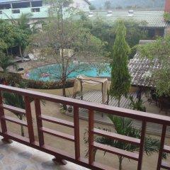 Отель Silver Sands Beach Resort балкон
