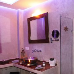 Отель Riad Kalaa 2 Марокко, Рабат - отзывы, цены и фото номеров - забронировать отель Riad Kalaa 2 онлайн ванная фото 2