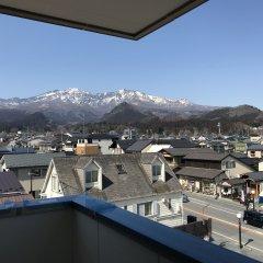 Отель Famitic Nikko Никко балкон