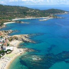 Отель Villa Doxa Греция, Ситония - отзывы, цены и фото номеров - забронировать отель Villa Doxa онлайн пляж
