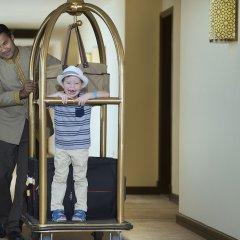 Отель Hilton Al Hamra Beach & Golf Resort фитнесс-зал фото 3