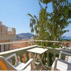 Kalkan Dream Hotel Турция, Калкан - отзывы, цены и фото номеров - забронировать отель Kalkan Dream Hotel онлайн балкон