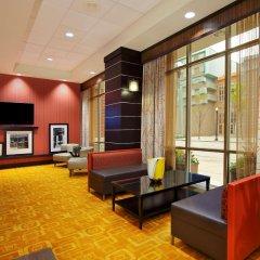 Отель Hampton Inn And Suites Columbus Downtown Колумбус развлечения