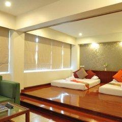 Отель Lomtalay Chalet Resort спа