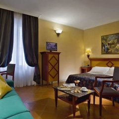 Отель Corona Ditalia Италия, Флоренция - 1 отзыв об отеле, цены и фото номеров - забронировать отель Corona Ditalia онлайн комната для гостей