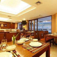 Отель Mariya Boutique Residence Бангкок питание фото 2
