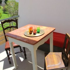Хостел Ericeira Chill Hill Hostel & Private Rooms балкон