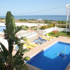 Отель Maritur - Adults Only Португалия, Албуфейра - отзывы, цены и фото номеров - забронировать отель Maritur - Adults Only онлайн бассейн