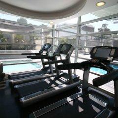 Отель The Place Corporate Rentals Мехико фитнесс-зал фото 3