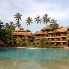 Отель Royal Palms Beach Hotel Шри-Ланка, Калутара - отзывы, цены и фото номеров - забронировать отель Royal Palms Beach Hotel онлайн бассейн