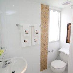 Ideal Hotel Pratunam Бангкок ванная фото 2