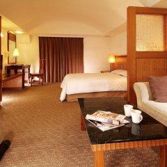 King Shi Hotel сауна
