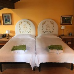 Отель B&B Le Querce Кьюзафорте комната для гостей
