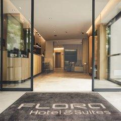 Отель Residence Flora Италия, Меран - отзывы, цены и фото номеров - забронировать отель Residence Flora онлайн интерьер отеля фото 2