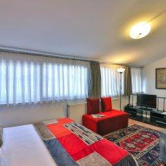 Апартаменты Faik Pasha Suites & Apartments Стамбул комната для гостей фото 3