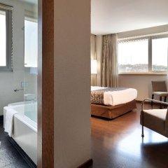 Отель Eurostars Lucentum 4* Стандартный номер с различными типами кроватей фото 15
