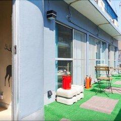 Tsubame Guesthouse – Hostel Токио балкон