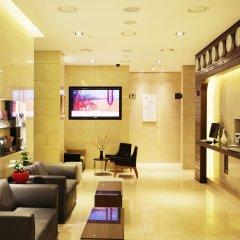 Отель N Fourseason Hotel Myeongdong Южная Корея, Сеул - отзывы, цены и фото номеров - забронировать отель N Fourseason Hotel Myeongdong онлайн интерьер отеля фото 2