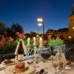 Отель Smetana Hotel Чехия, Прага - отзывы, цены и фото номеров - забронировать отель Smetana Hotel онлайн помещение для мероприятий фото 2