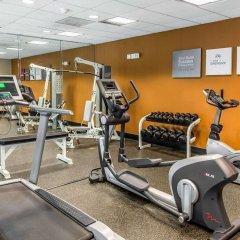Отель Comfort Suites Manassas Battlefield Park фитнесс-зал