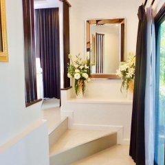 Отель 3 Bedroom Private Pool Villa Flora Таиланд, Самуи - отзывы, цены и фото номеров - забронировать отель 3 Bedroom Private Pool Villa Flora онлайн комната для гостей фото 3