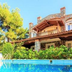 Villa Xanthos 301 Турция, Олудениз - отзывы, цены и фото номеров - забронировать отель Villa Xanthos 301 онлайн бассейн фото 3