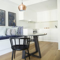 Апартаменты Frogner House Apartments - Huitfeldtsgate 19 в номере