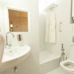 Apart-hotel Naumov Sretenka 3* Стандартный номер разные типы кроватей фото 37