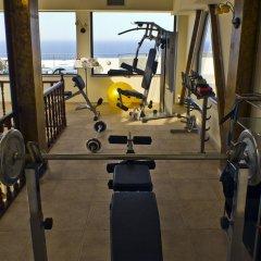 Отель Happy Cretan Suites фитнесс-зал фото 3