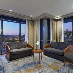 DoubleTree by Hilton Hotel Istanbul - Piyalepasa Турция, Стамбул - 3 отзыва об отеле, цены и фото номеров - забронировать отель DoubleTree by Hilton Hotel Istanbul - Piyalepasa онлайн фото 16