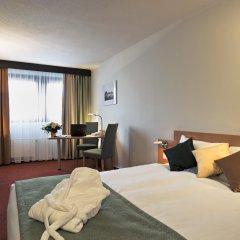 Отель Mercure Budapest Castle Hill Будапешт комната для гостей