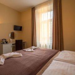Отель Centre Plaza Прага сейф в номере