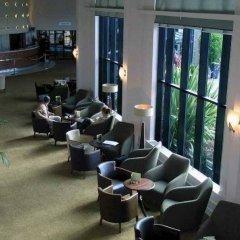 Отель Novotel London Stansted Airport фитнесс-зал фото 3