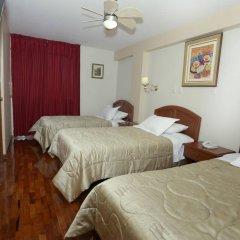 Manhattan Inn Airport Hotel комната для гостей