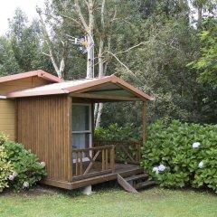 Отель Camping L´amuravela Кудильеро комната для гостей фото 3