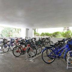 Отель Centre Point Sukhumvit 10 спортивное сооружение