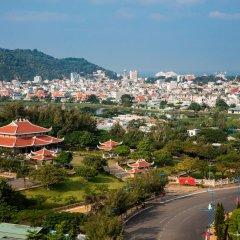 Отель Pullman Vung Tau балкон