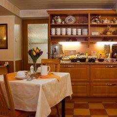 Отель Pension Europa Прага питание фото 2