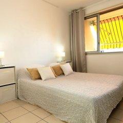 Отель Appartement Residence Plein Soleil Франция, Ницца - отзывы, цены и фото номеров - забронировать отель Appartement Residence Plein Soleil онлайн комната для гостей фото 2