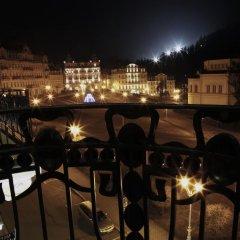 Hotel Paris балкон