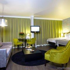 Отель Thon Bristol Stephanie Брюссель комната для гостей фото 4